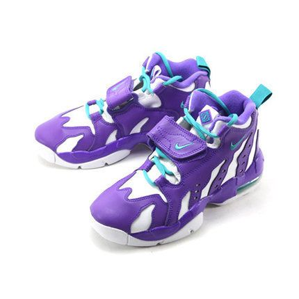 Women Nike Air Dt Max 96 Gs Training Shoes White Purple|only US$89.00 -