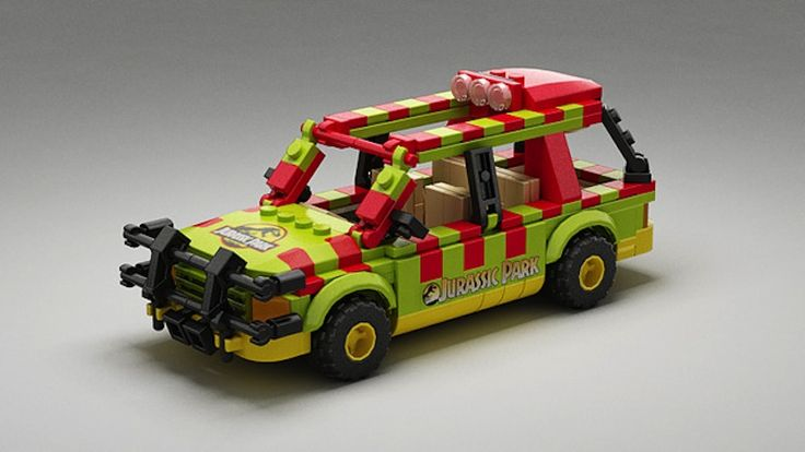 This Jurassic Park Lego Set Could Become Official