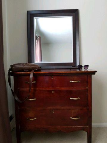 Epic Dresser and a mirror dressers wardrobes Winnipeg Kijiji