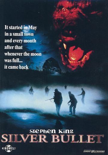 Stephen King Silver Bullet   Silver bullet (Stephen King) - DVD - Discshop.se