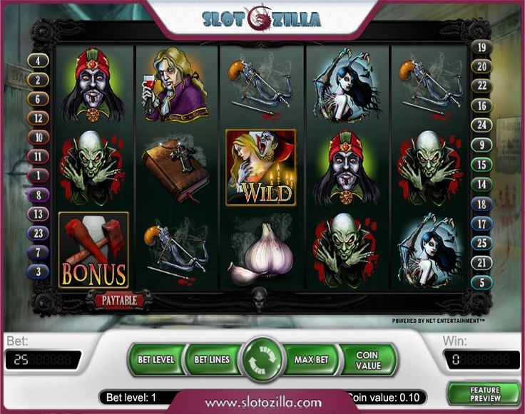 SLOTS for FUN - Play FREE games online at Slotozilla.com! -
