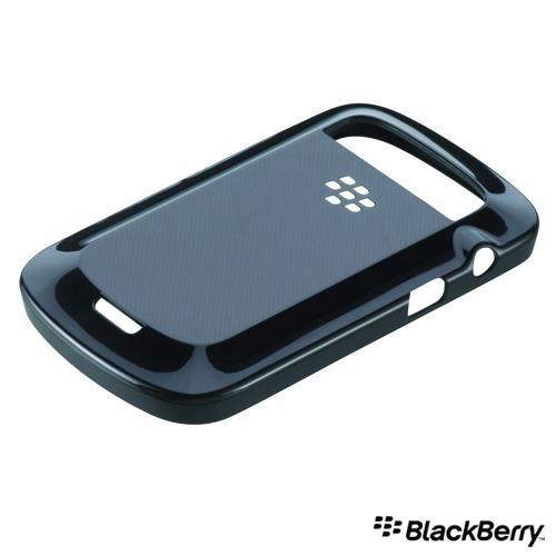 Coque Noir BlackBerry 9900, 9930
