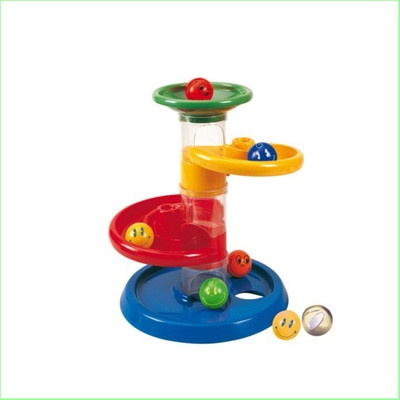 Cute, Safe Toddler Marble Run.    Rollipop Marble Run  From Green Ant Toys Online Toy Store  www.greenanttoys.com,au