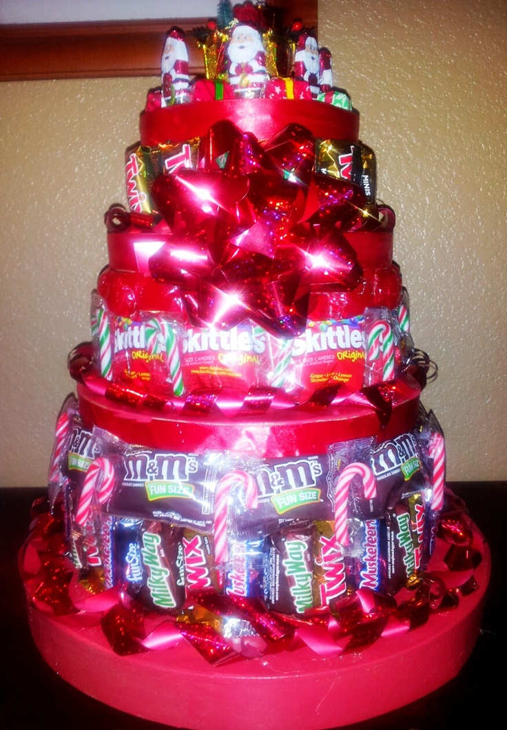 15 Best Birthday Candy Cakes Images On Pinterest Sweet