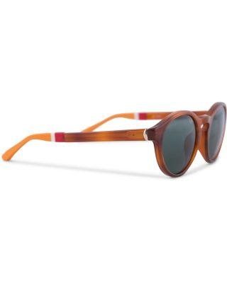 Orlebar Brown OB6C5SUN Sunglasses Sienna T-Shell Racing Green