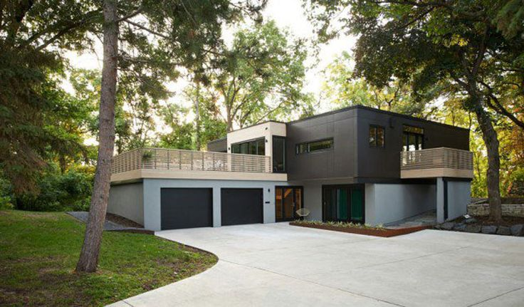 Architettura case moderne idee ae89 regardsdefemmes for Idee architettura interni