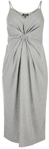 TopShop MATERNITY Knot Front Dress