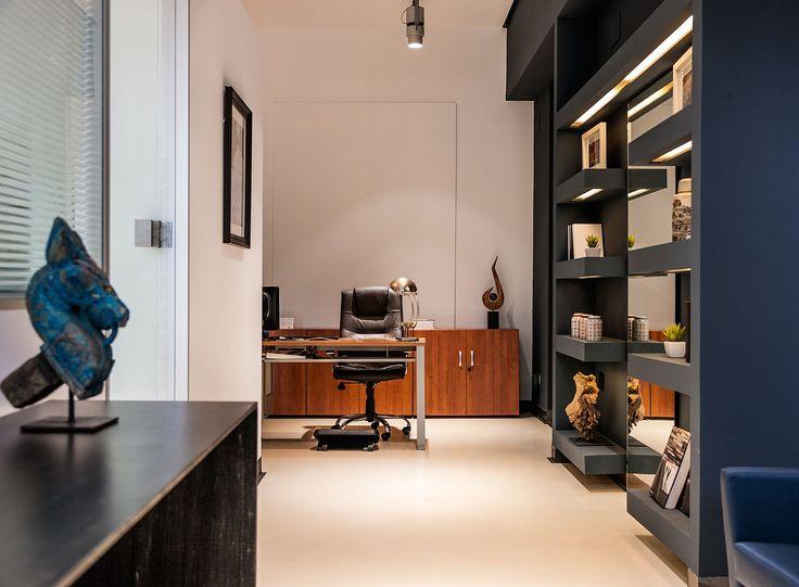 Urbana 15 - Estudio de interiorismo y decoración en Bilbao - Reformas integrales - Despacho abogados junto a la ria
