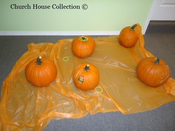Fall Festival Games for Church Pumpkin Toss Game Harvest Festival