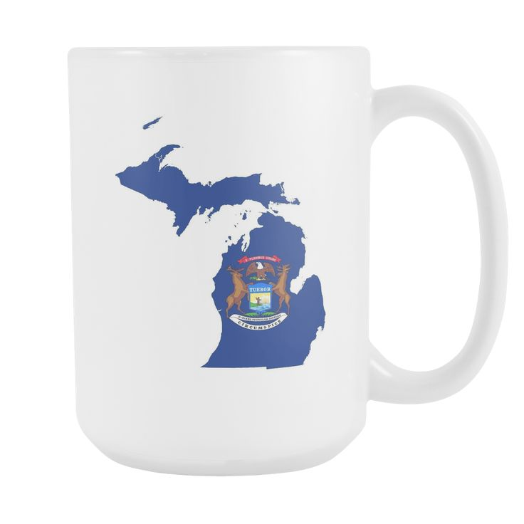 Michigan Flag 11oz Mug
