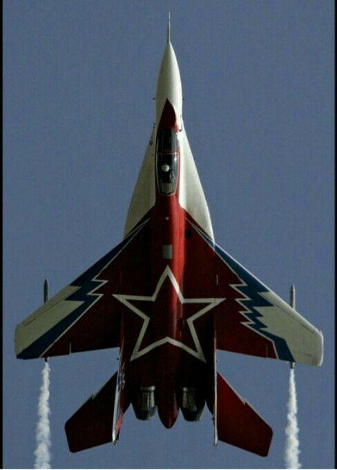 Mikoyan Mig 29 Russian air Force