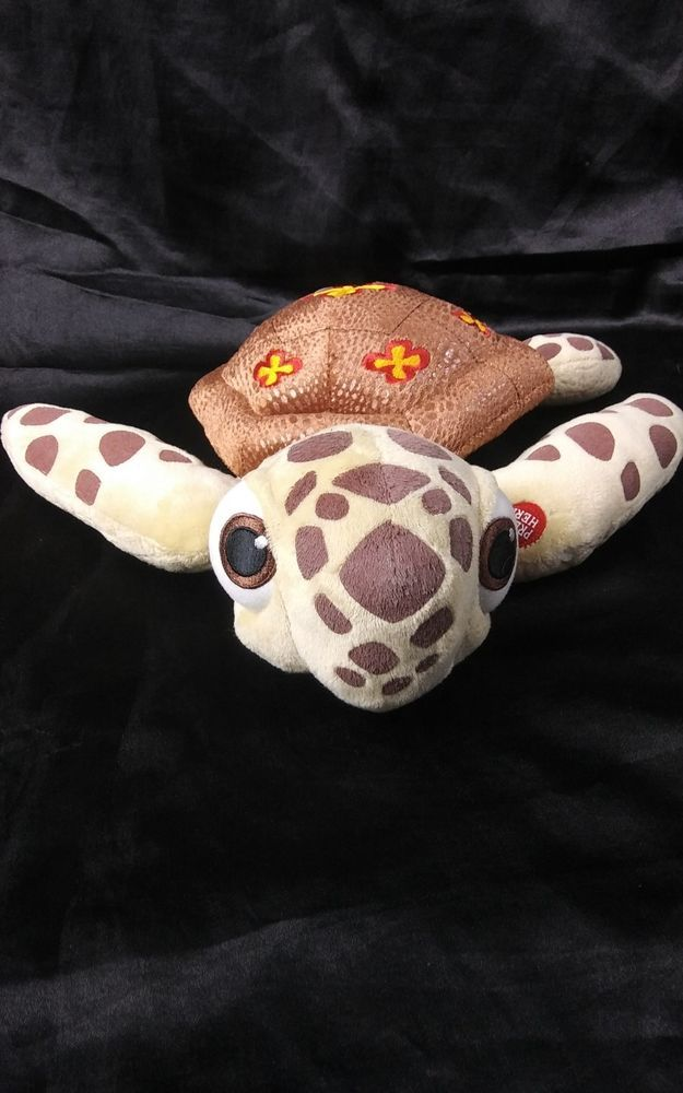 Disney Parks Finding Nemo Squirt Talking Plush Toy In 2018 Cute