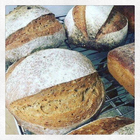 Rye & Spelt Bread by Wild Oats Bread & Pastry