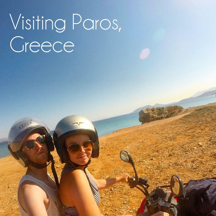 """Paros, Greece """"Greek islands """" day 6"""