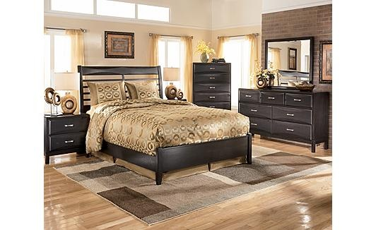 Ashley Panel Bedroom Set Home And Garden Pinterest
