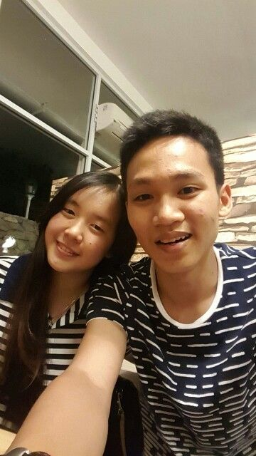 it's new year 2016. him, someone beside me. my birthday gift from God next year for the first time we spend new year. i wish this is not just the first enough, i wish every year by year we spend this moment. i love you guy, i love everything about you. be strong for us because our long distance relationship. Jesus bless ❤