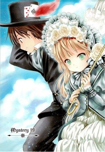 manga - gosick Fan Art
