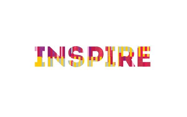 Inspire - AAS Design Festival by metamorph , via Behance
