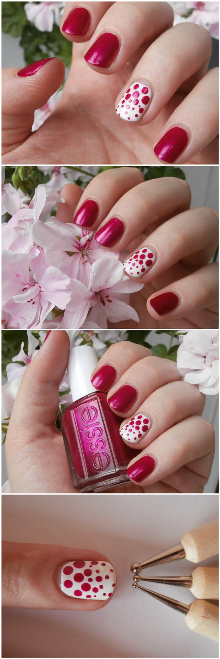 25 beautiful nail art pen ideas on pinterest coral nail designs 403 5pcs 2 way wooden dotting pen marbleizing tool nail art dot bornprettystore prinsesfo Image collections