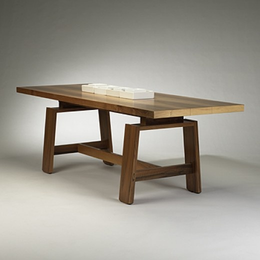 Silvio Coppola, Dining Table for Berini, 1964.