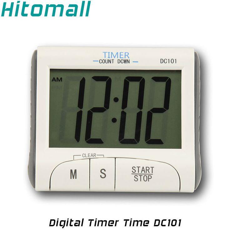 $5.36 (Buy here: https://alitems.com/g/1e8d114494ebda23ff8b16525dc3e8/?i=5&ulp=https%3A%2F%2Fwww.aliexpress.com%2Fitem%2FMini-Digital-Timer-Time-Display-Clock-Stopwatch-Function-Countdown-Timer-DC101%2F32564878623.html ) Mini Digital Timer Time Display Clock Stopwatch Function Countdown Timer DC101 for just $5.36