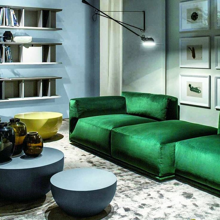 Cozy And Sleek Contemporary Reading Corner As Well As Lounge Area Provided  By #Bacon Modular