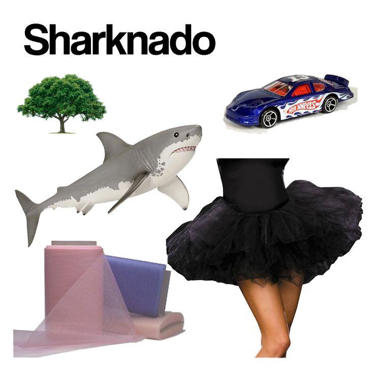 Sharknado costume ideas!