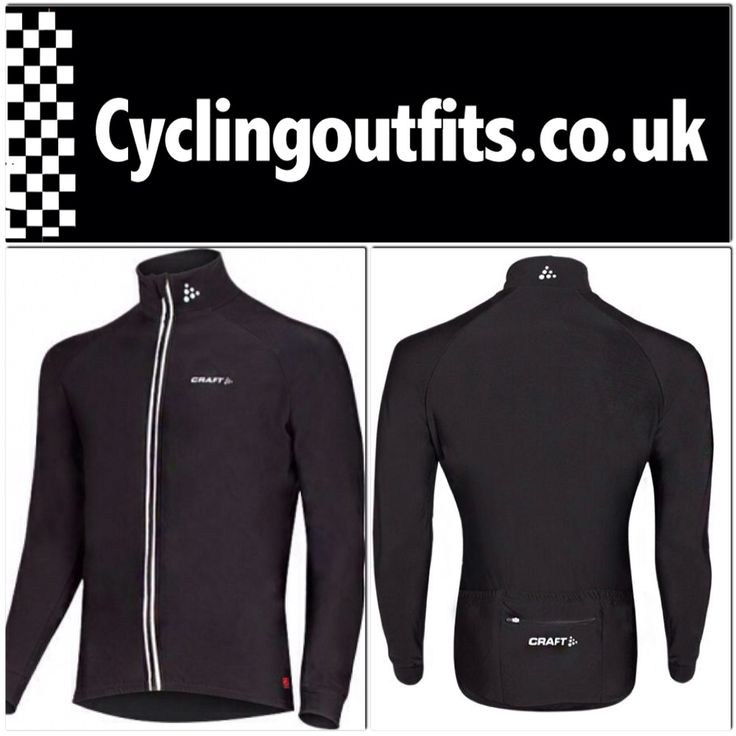 On sale now! This superb quality Craft Active thermo jacket.