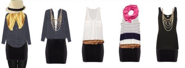 Womens Travel Clothing Travel Skirt