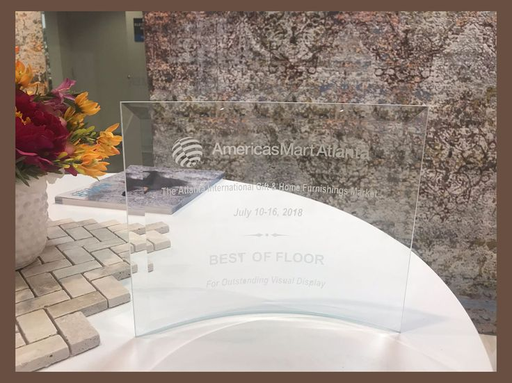 Amer Has Won Another Award For The Quot Best Visual Display