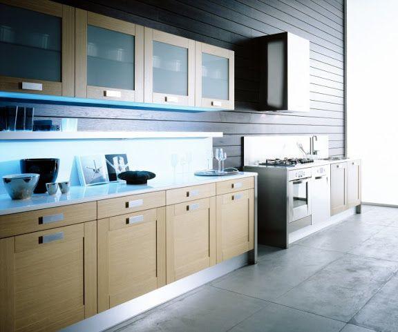 1000  ideas about modelos de cocinas empotradas on pinterest ...
