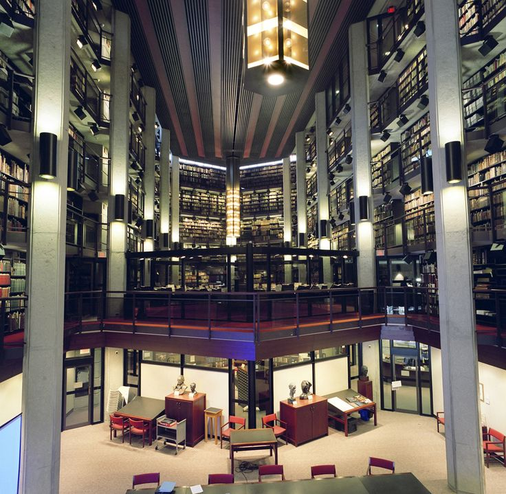 Thomas Fisher Rare Book Library - University of Toronto - Toronto, Ontario, Canada