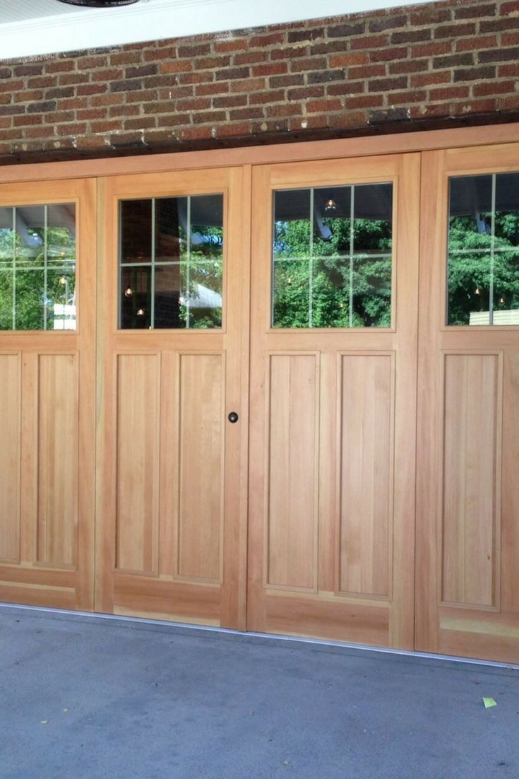 Best 25 wooden garage doors ideas on pinterest barn door garage garage doors have a great power to enhance the curb appeal of your home having rubansaba