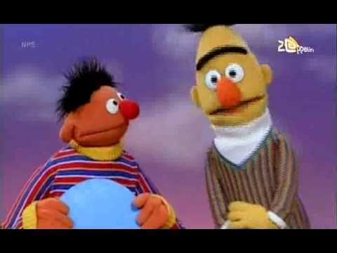 KinderTube.nl | Bert en Ernie filmpjes Vormen