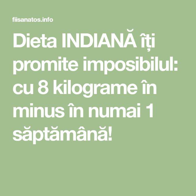 Dieta INDIANĂ îți promite imposibilul: cu 8 kilograme în minus în numai 1 săptămână!