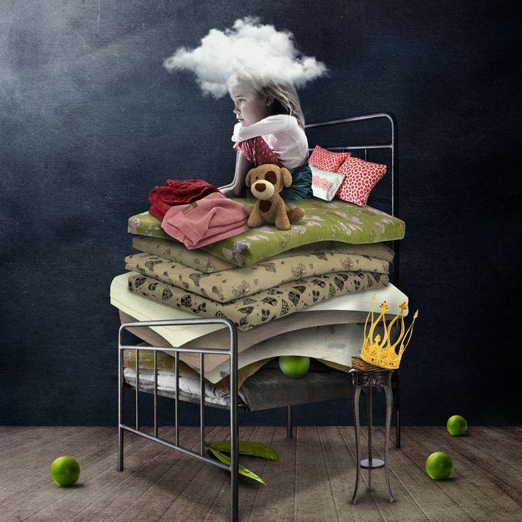 Caitlin Truman-Baker, 'the princess & the pea'