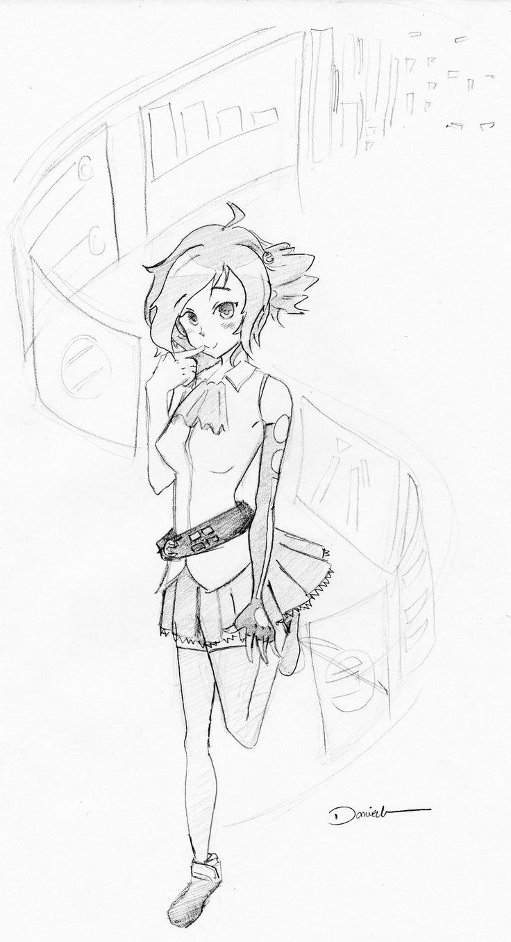 Inori Aizawa by ScreamingGoat