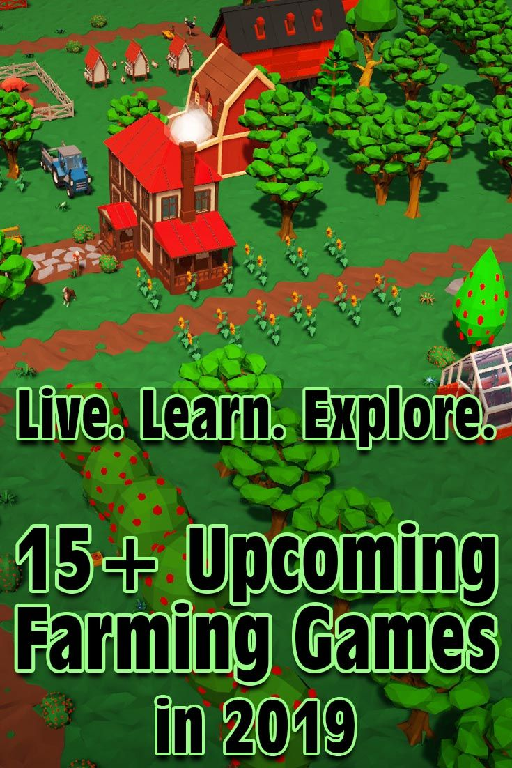 15+ Upcoming Farming Games in 2019