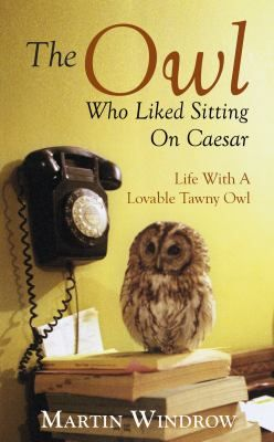 'Perched on the back of a sunlit chair was something about 9 inches tall and shaped rather like a plump toy penguin with a nose-job. It appe...