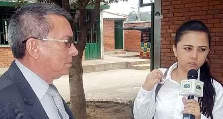 Santander hoy web: Recto del Colegio Las Mercedes destacó lanzamiento...