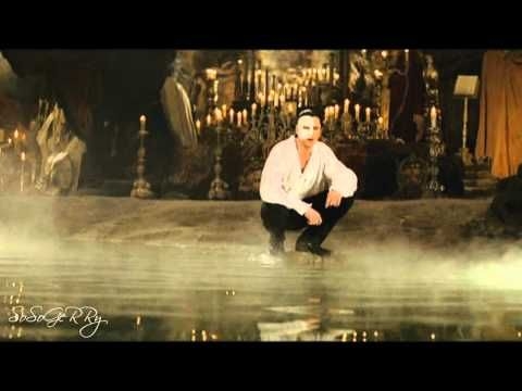 "Gerard Butler sings ""No One Would Listen"", Deleted Phantom of the Opera song. They should have kept this in the movie!!! It totally shows what Phantom's life was like, and his feelings for Christine. Breaks my heart. Fact: The melody is familar because the words were changed and turned into the song ""Learn To Be Lonely."""