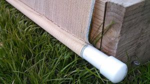 DIY Cover Stops Cats From Treating My Kids Sandbox Like A Litterbox