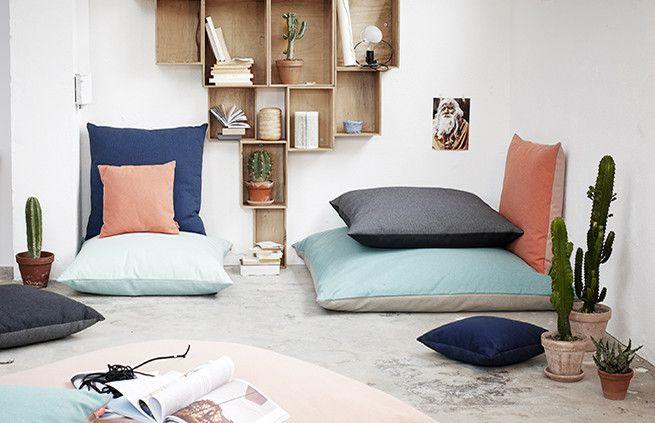 Pillows from PYTT Living.