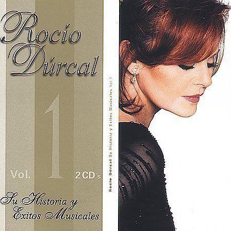 ROC¡O D£RCAL - SU HISTORIA Y EXITOS MUSICALES, VOL. 1 - NEW CD BOXSET