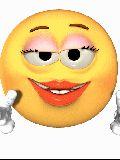 Gif animate EMOTICONS: Emoticons di grandi dimensioni