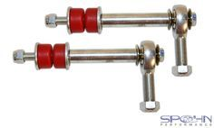 """Extended Front Sway Bar End Links 