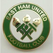 EAST HAM UNITED FC   - LONDON