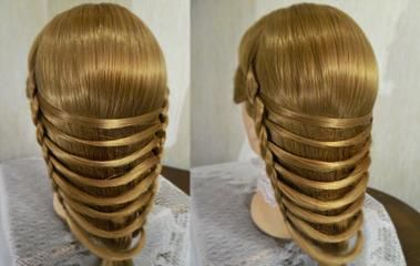 Cute Girls Hairstyles 2014 - Hairstyle for school - Video Dailymotion