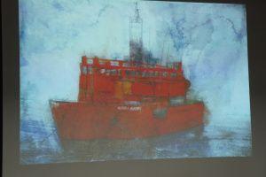 Alison Lester Addicted to Antarctica
