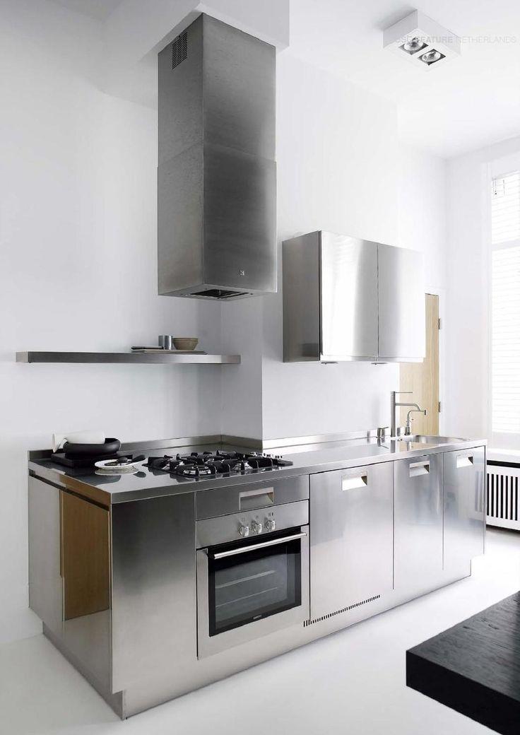 90 besten light kitchen Bilder auf Pinterest - küchen aus edelstahl